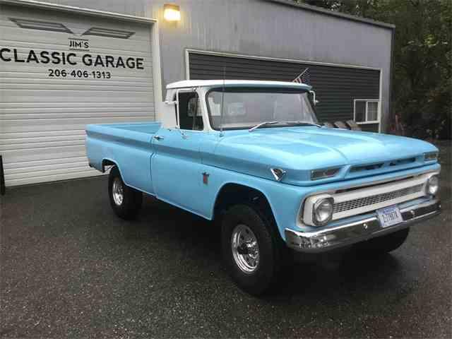 1964 Chevrolet K-10 | 922633