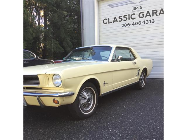 1966 Ford Mustang | 922638