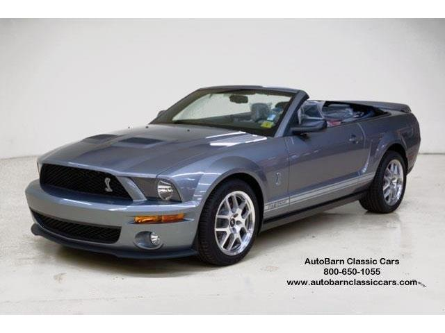 2007 Shelby GT500 | 920264