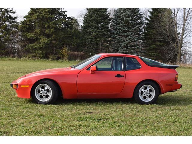 1986 Porsche 944 | 922642