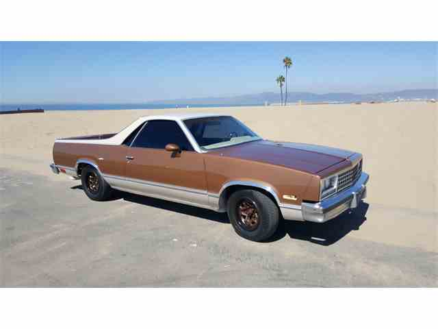 Picture of '83 El Camino - JRX0