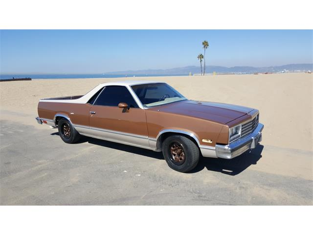 1983 Chevrolet El Camino | 922644
