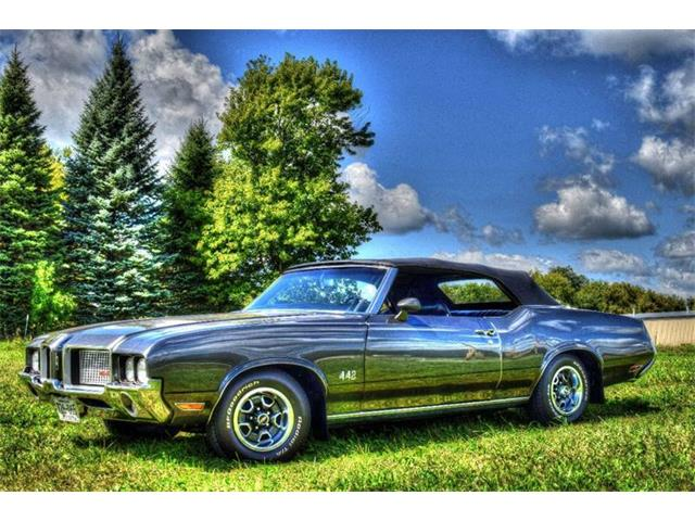 1972 Oldsmobile Cutlass | 922648