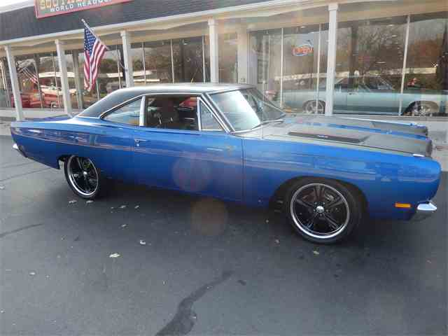 1969 Plymouth Road Runner | 922651