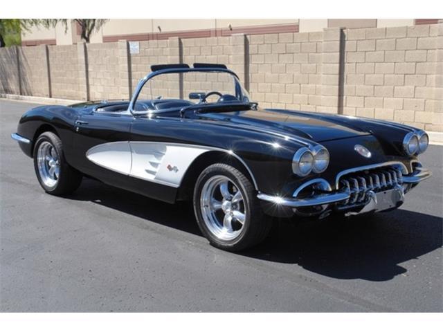 1960 Chevrolet Corvette | 922661