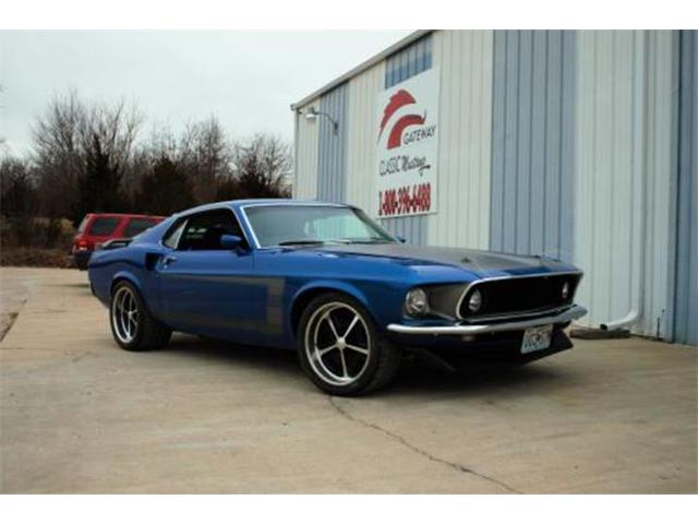 1969 Ford Mustang Mach 1 | 922667