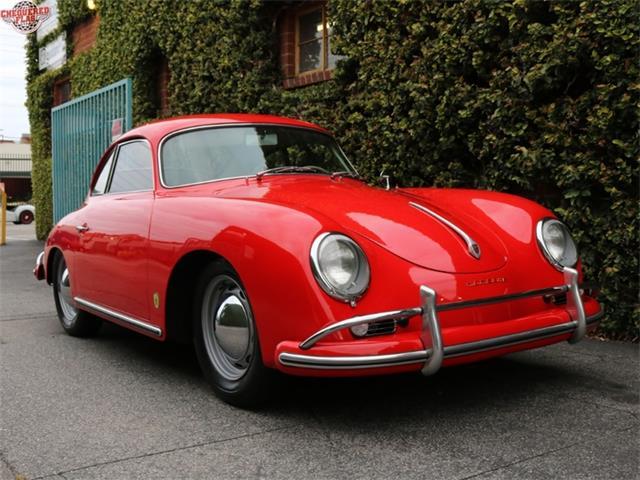 1957 Porsche 356 | 922674