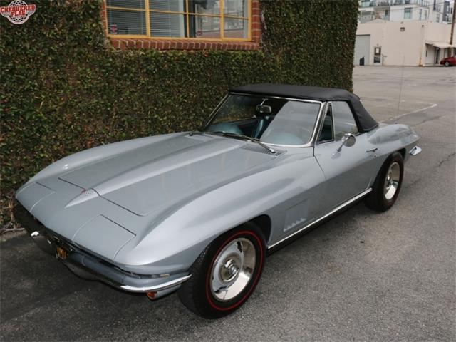 1967 Chevrolet Corvette   922680