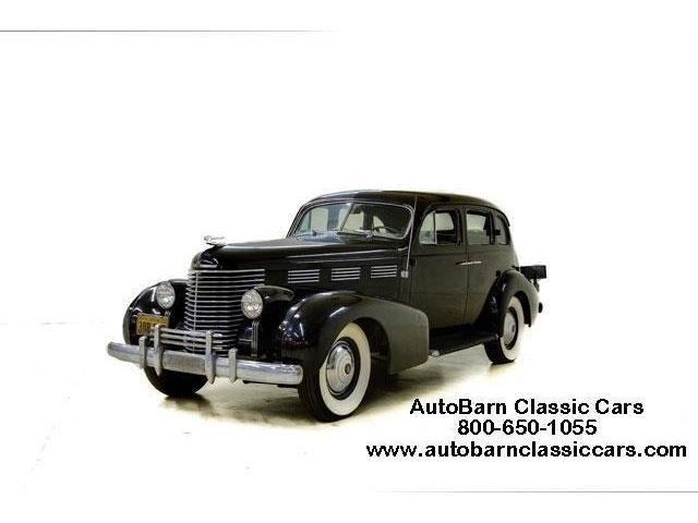 1938 Cadillac Series 60 | 920269