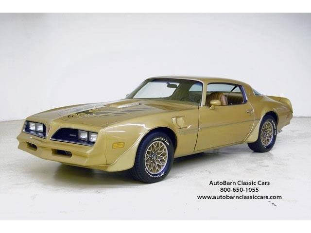 1978 Pontiac Firebird Trans Am | 920270