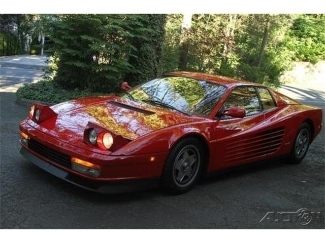 classic ferrari testarossa for sale on 19 available. Cars Review. Best American Auto & Cars Review