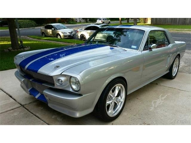 1965 Ford Mustang | 922721
