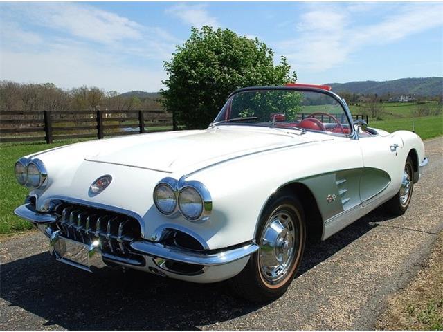 1959 Chevrolet Corvette | 922725