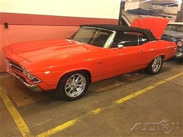 1969 Chevrolet Chevelle | 922726