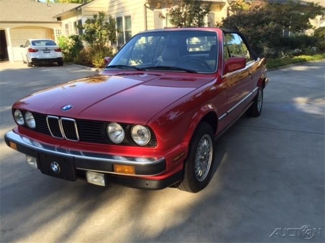 1988 BMW 325i   922735