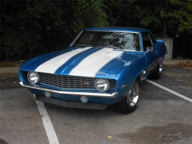 1969 Chevrolet Camaro | 922739
