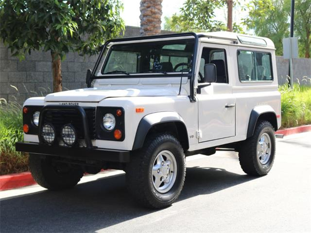 1997 Land Rover Defender 90 Hardtop Wagon | 922741