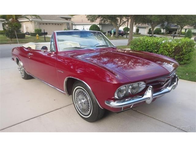 1965 Chevrolet Corvair | 922756