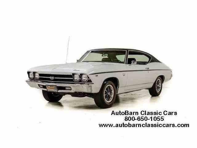 1969 Chevrolet Chevelle | 920276