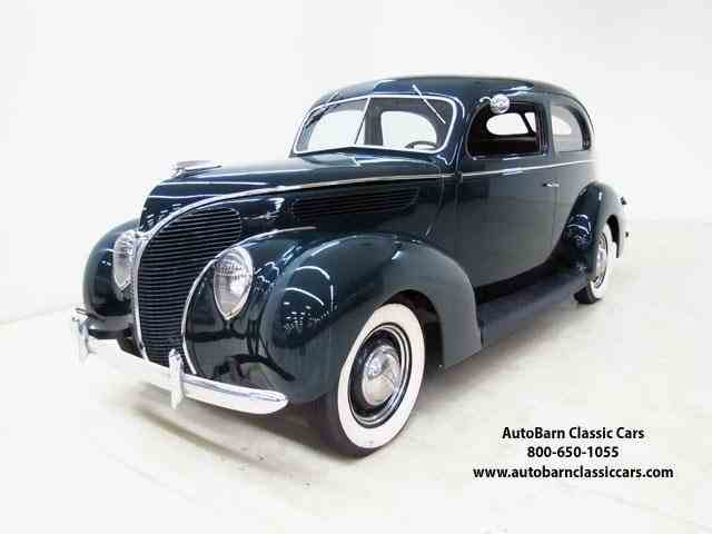 1938 Ford Deluxe | 920277