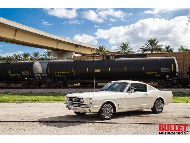 1966 Ford Mustang | 922772