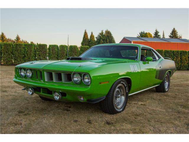 1971 Plymouth Cuda | 922777