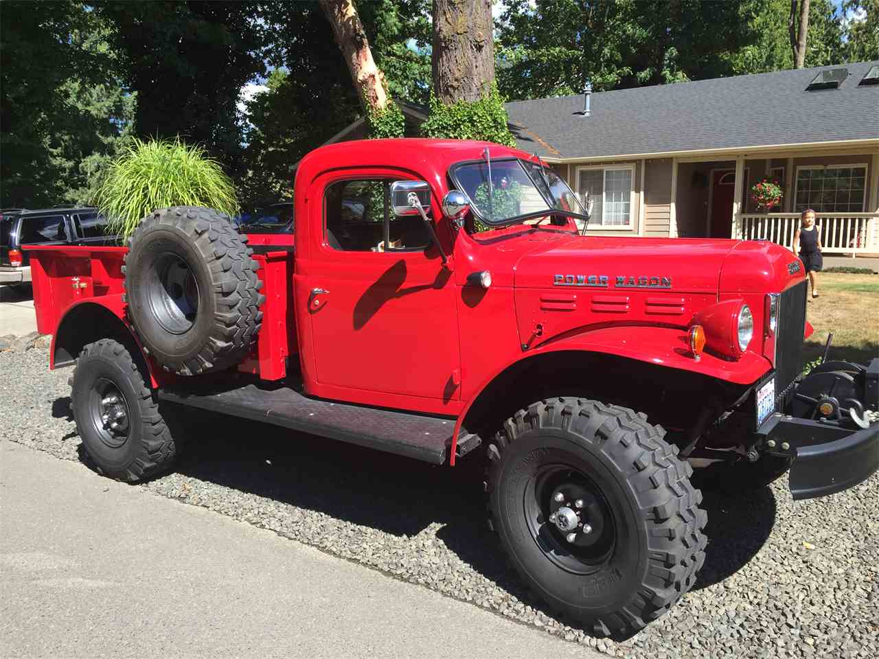 1949 dodge power wagon for sale cc 922788 for Motorized wagon for sale