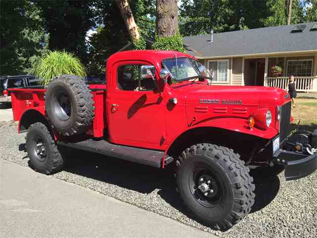 1949 Dodge Power Wagon | 922788