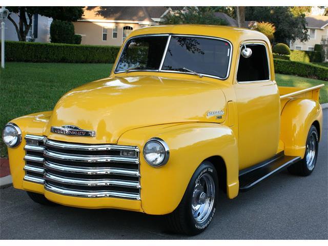 1950 Chevrolet 3100 | 922790
