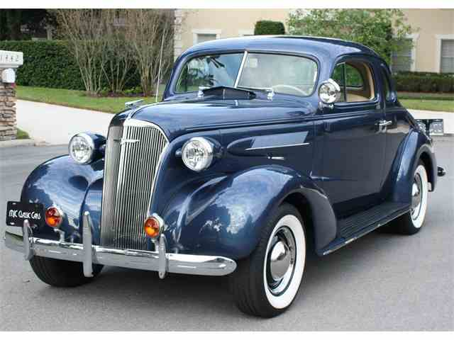1937 Chevrolet Coupe | 922793