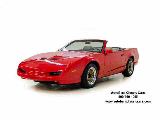 1992 Pontiac Firebird Trans Am | 920280