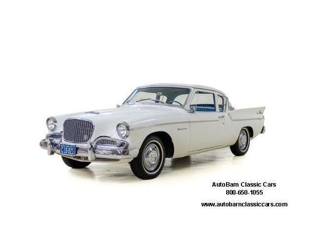 1959 Studebaker Silver Hawk | 920283