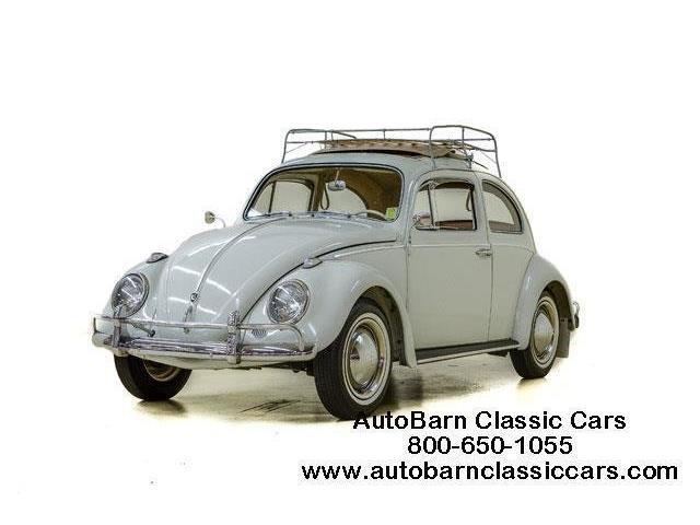 1962 Volkswagen Super Beetle | 920284