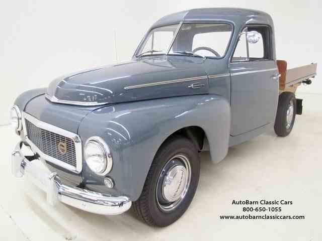 1959 Volvo Pickup 445 | 920285