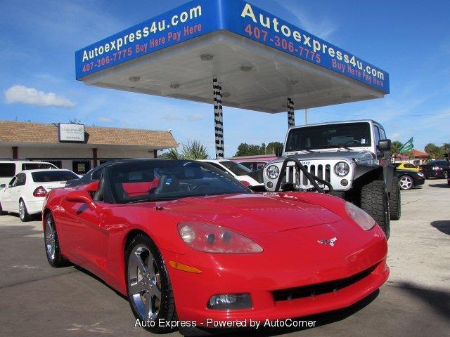 2007 Chevrolet Corvette | 922887