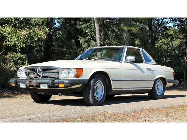1980 Mercedes-Benz 450SL | 922889
