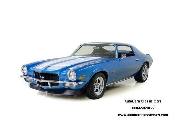 1970 Chevrolet Camaro SS | 920289