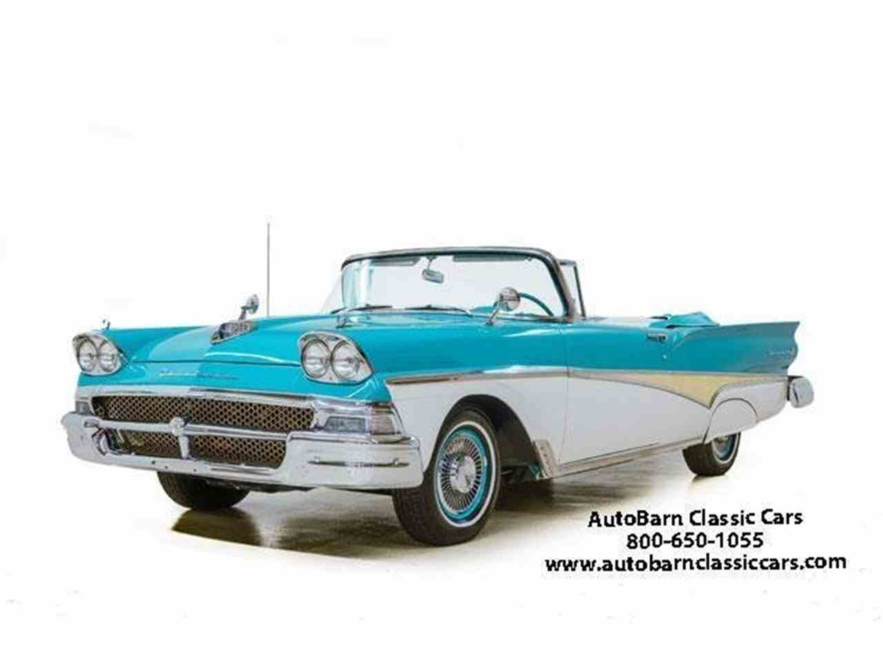 Classic Ford Fairlane For Sale On Classiccars Com Available