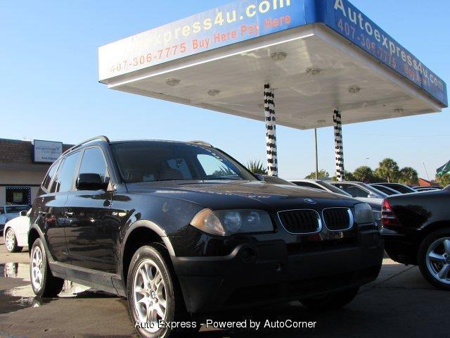 2004 BMW X3 | 922904