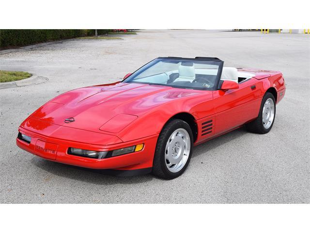 1992 Chevrolet Corvette | 922913