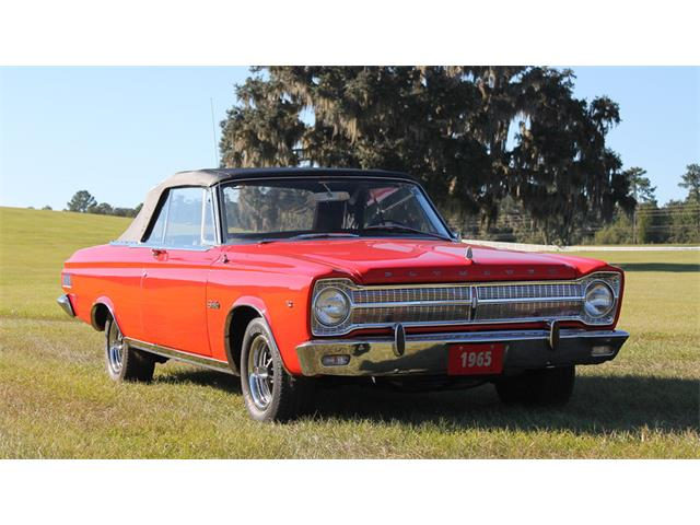 1965 Plymouth Satellite | 922920