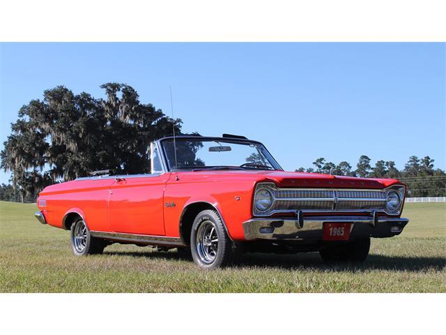 1965 Plymouth Satellite   922920