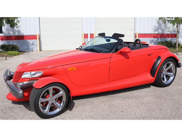 1999 Plymouth Prowler | 922925