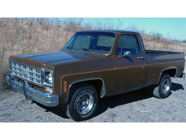 1977 Chevrolet C/K 10 | 922927