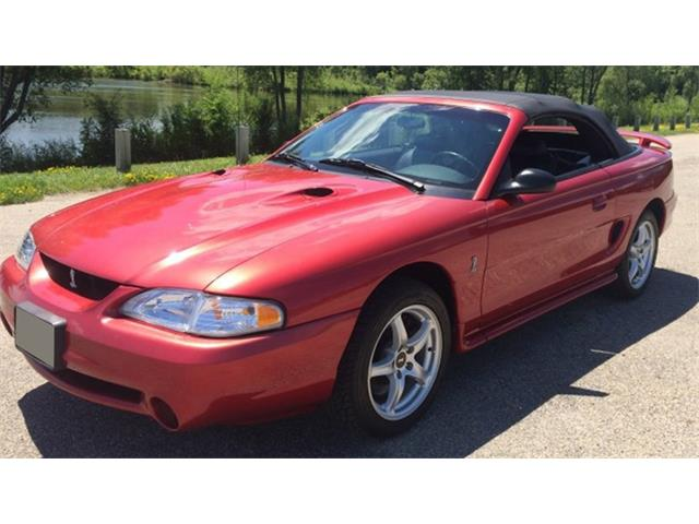 1998 Ford Mustang Cobra | 922930