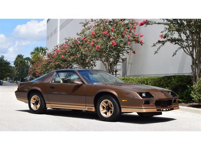 1984 Chevrolet Camaro Z28 | 922932
