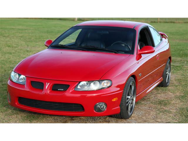 2004 Pontiac GTO   922936