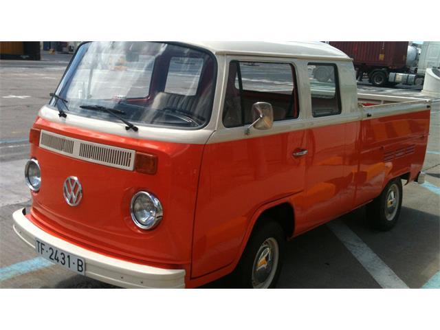1972 Volkswagen T2 | 922948