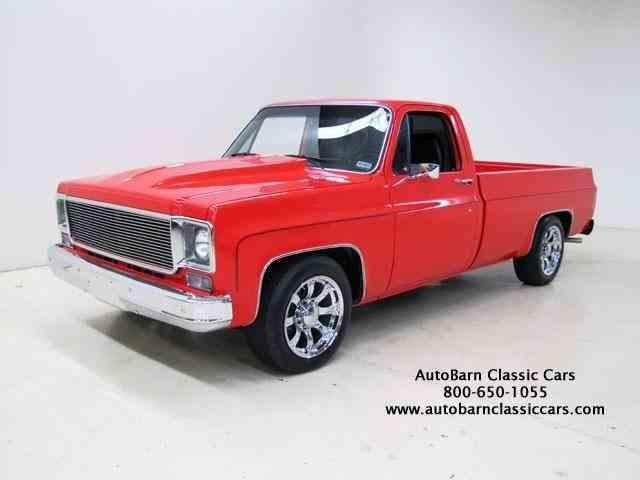 1976 Chevrolet C20 Silverado | 920295