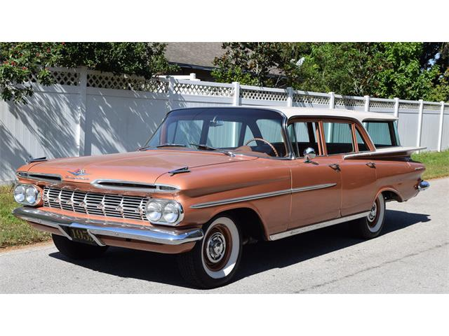 1959 Chevrolet Biscayne | 922950
